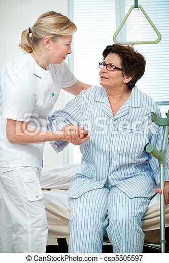 krankenpflege - csp5505597