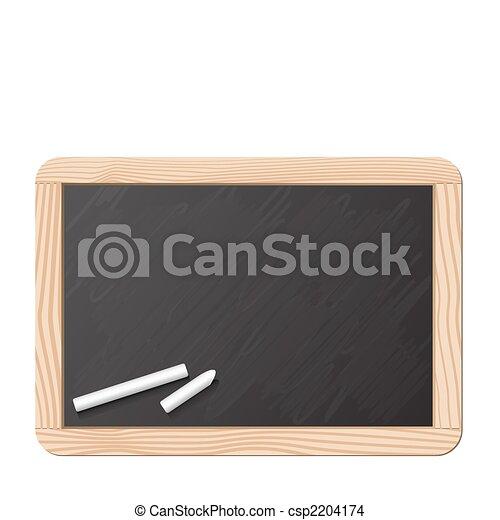 kreda, tablica - csp2204174