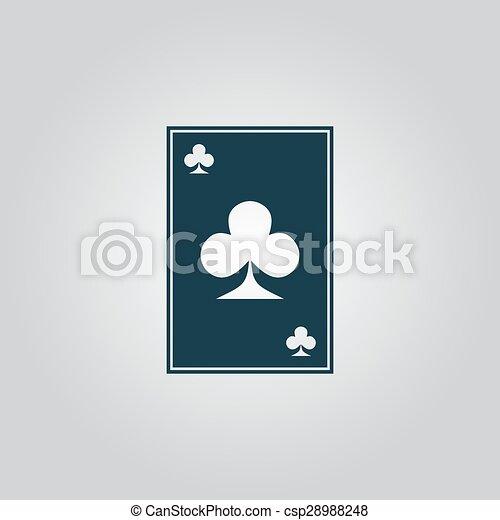 Kreuz Karte.Kreuz Karte Ikone