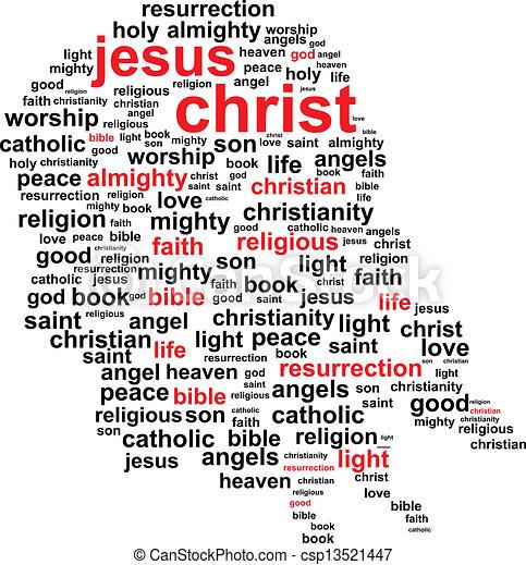 krisztus, jézus - csp13521447
