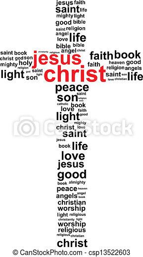 krisztus, jézus - csp13522603