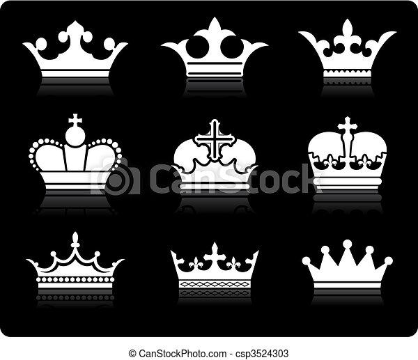 Crown Design Kollektion - csp3524303