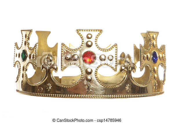 Krone Freigestellt