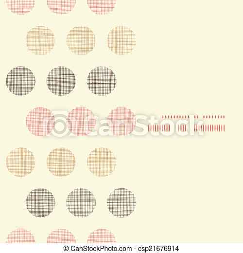 kropkuje, pionowy, rocznik wina, ułożyć, polka, seamless, tekstylny, tło modelują - csp21676914