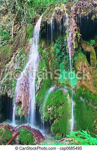 Krushuna Waterfalls - csp0685495