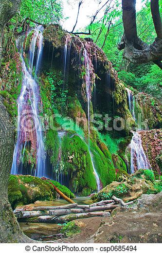 Krushuna Waterfalls - csp0685494