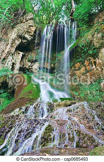 Krushuna Waterfalls - csp0685493
