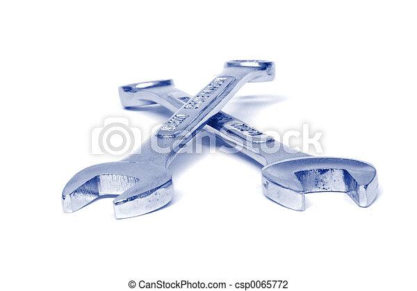 krzyżowany, spanners - csp0065772
