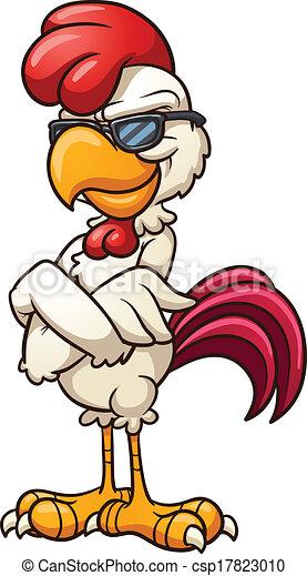 kuře, chlad - csp17823010