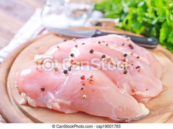 kuře lem - csp19501783