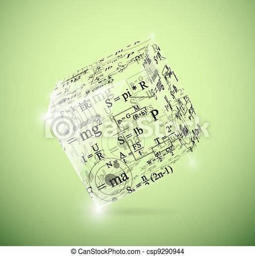 kubus, lichamelijk - csp9290944