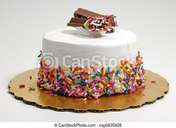 Kuchen Eis Foto Eis Geburtstagskuchen Creme
