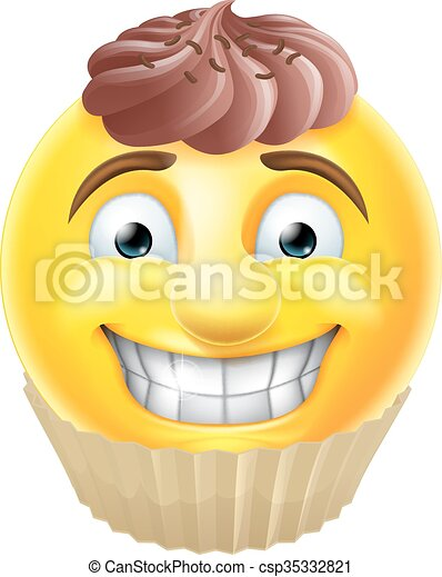 Kuchen Emoticon Kakau Emoji