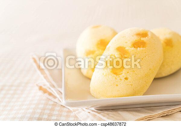 Kuchen, Holz, Mango, Weich   Csp48637872