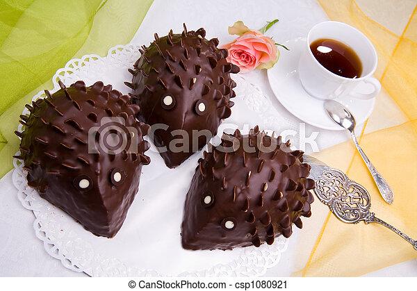 Kuchen Igel Kuchen Rose Bohnenkaffee Igel
