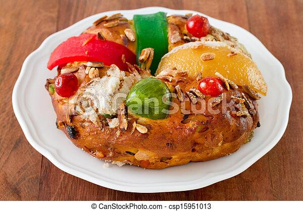 Kuchen Portugiesisch Weihnachten Platte
