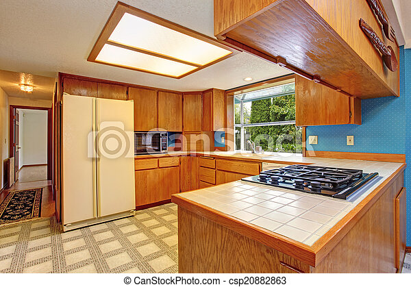 Kuchnia świetlik Pokój