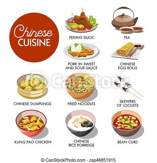 Kuchnia Menu Chińczyk Mockup