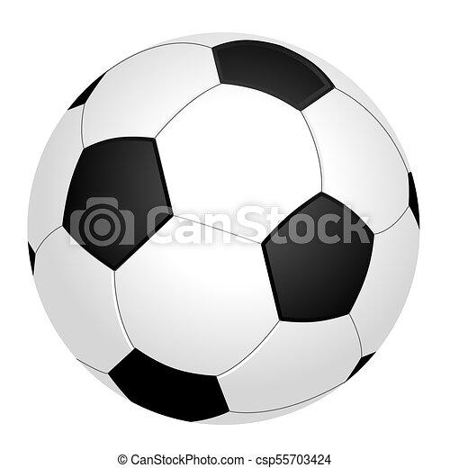 Schwarz Weisser Fussballball Oder Fussball Schwarz Weiss