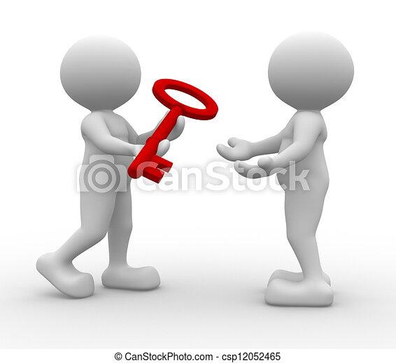 kulcs - csp12052465