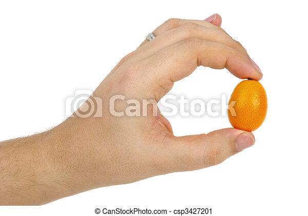 kumquat frugt