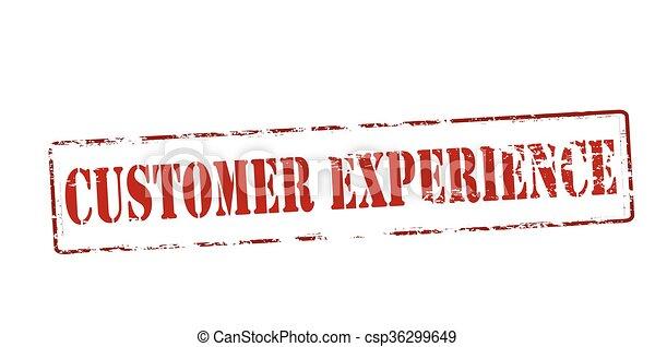 Kundenerfahrung - csp36299649