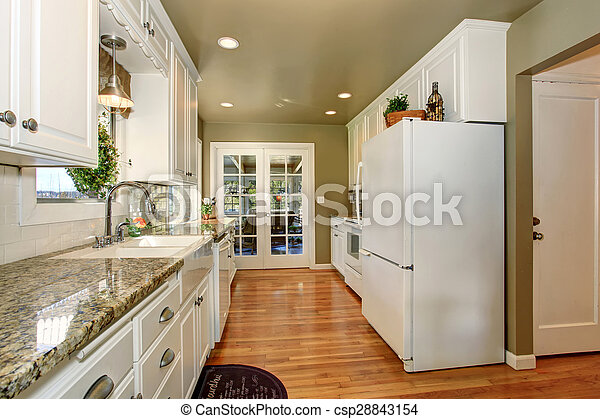 Kunst accenten walls staat groen wit keuken accents for Kunst keuken