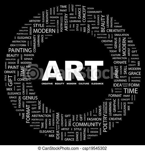 kunst - csp19545302