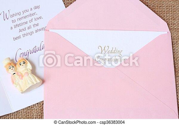 gratulationer bröllop text Kuvert, gratulationer, öppna, kort, bröllop. Dekorativ, textning  gratulationer bröllop text