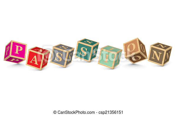 kvarter, skriftligt, passion, ord - csp21356151