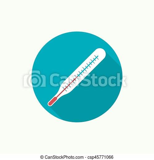 kvicksilver, medicinsk, termometer