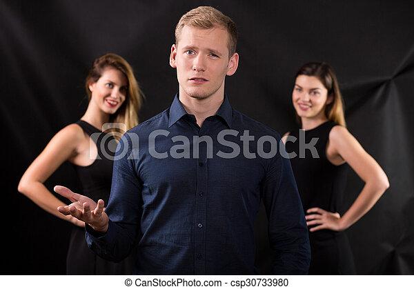 Förföra En Man