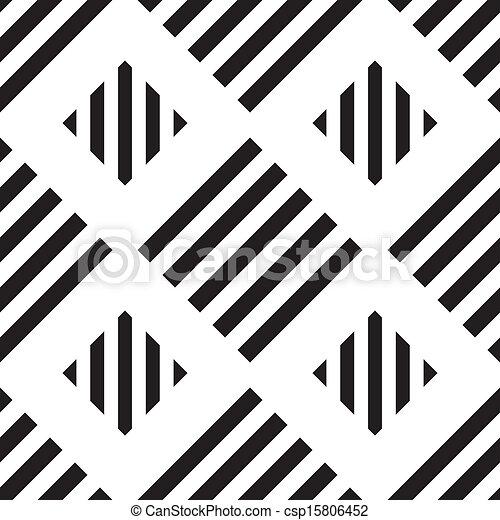 kwadraty, próbka, wektor, seamless, ilustracja - csp15806452
