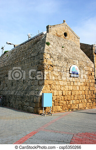 Kyrenia old port - csp5350266