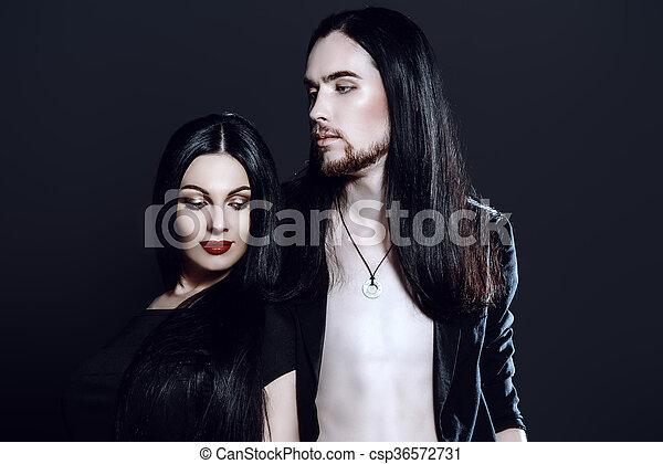 lábios, sensual - csp36572731