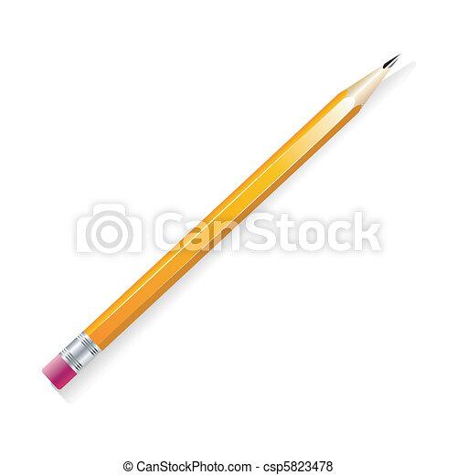 lápis - csp5823478