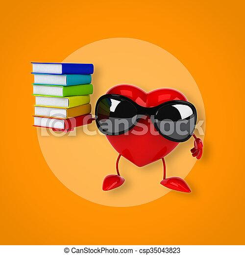 láska - csp35043823