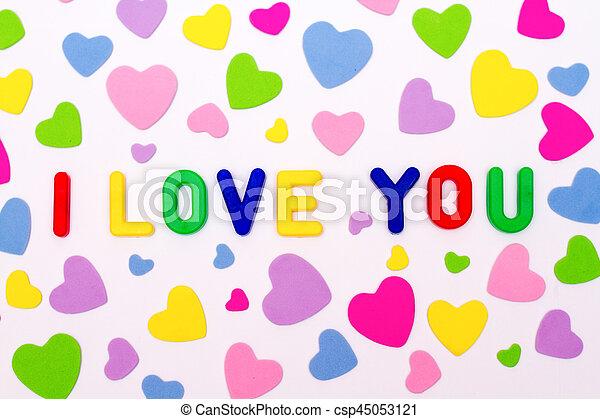 láska - csp45053121