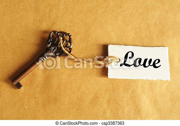 láska - csp3387363