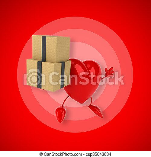 láska - csp35043834