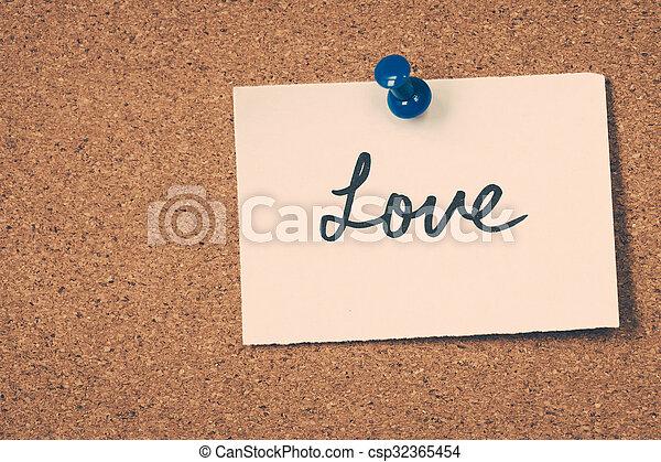 láska - csp32365454