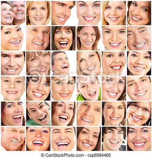 Lächeln - csp6094460