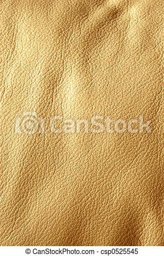 läder, slitet, struktur - csp0525545