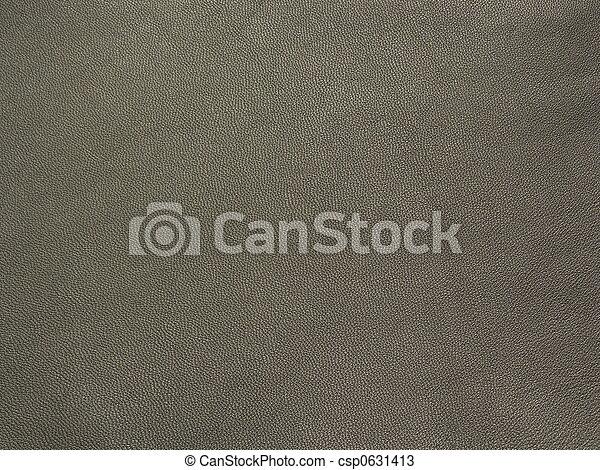 läder, svart - csp0631413