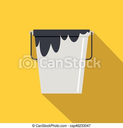 Shopping bag icon, cartoon style — Stock Vector © ylivdesign