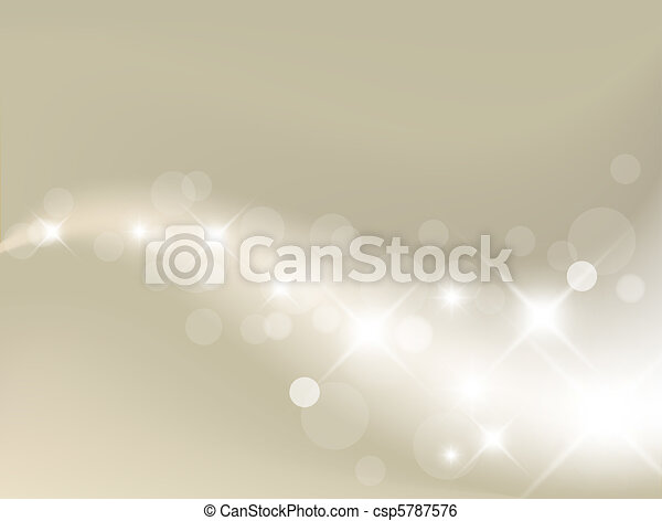 lätt, bakgrund, silver, abstrakt - csp5787576