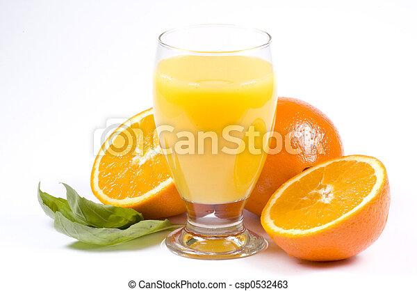 lé, narancsfák - csp0532463