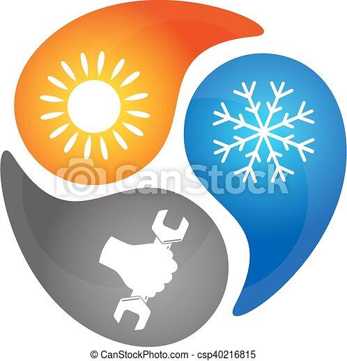 légkondicionálás, rendbehozás - csp40216815
