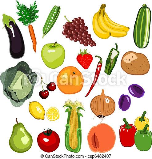 clipart fruits et légumes gratuit - photo #44