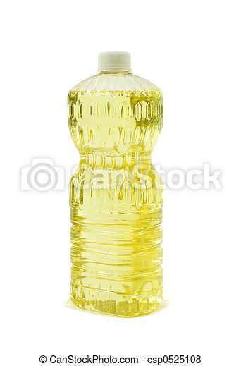 légume, oil;, angle, pur, vue - csp0525108